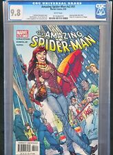 Amazing Spiderman 51 Spider-man CGC 9.8 J Scott Campbell