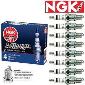 8 Pack NGK Iridium IX Spark Plugs 1987-1988 Aston Martin Zagato 5.3L V8 Kit