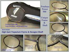 Genji SportsTrapezium Frame  with Hexagon shaft badminton rackets