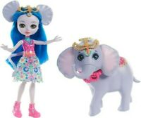 Enchantimals Spielset Ekaterina Mit Elefant Antic Original MATTEL FKY73