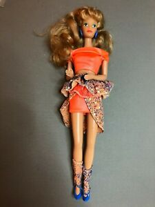 1989 Barbie and the Beat Midge Doll Original Clothing 80's