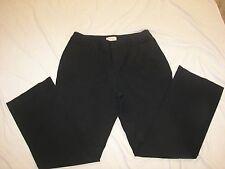 Women's St. John's Bay Black Stretch Pants - Size 14
