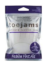 Toe Jams: Silicone Cushion  - Bruised Toe Preventers, Gel Feet Cushion