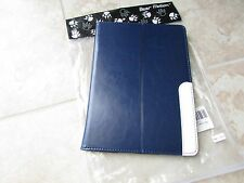 Bear Motion Samsung TabPro or NOTE 2014 10.1 Leather Tablet Book Case Cover BLUE