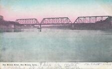 DES MOINES IA – Des Moines River - 1911