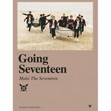 SEVENTEEN-[GOING SEVENTEEN] 3rd Mini Album Ver.3 CD+Foto Buch+Karte+BuchMark+etc