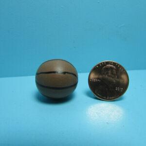 Dollhouse Miniature Sport Toy Basketball IM65043