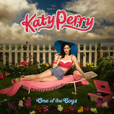 Katy Perry ONE OF THE BOYS 2nd Album GATEFOLD New Red/Yellow Colored Vinyl 2 LP