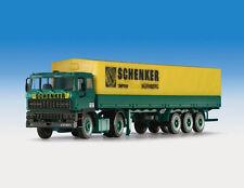 Kibri 14614 Schenker DAF Remorque bâchée NOUVEAU & VINTAGE