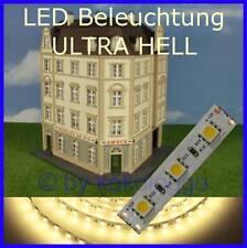 S461 - 10 pcs LED Interior Lighting 2in Warm White Ultra Light For City Houses