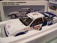 Autoart 1/18 Ford Sierra Cosworth - Tour de Corse 1988 88811