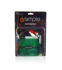 iSimple PXDX Radio Auxiliary Interface Aux 3.5mm Connect Android iPhone iPod