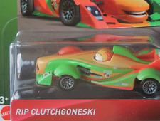 DISNEY PIXAR CARS RIP CLUTCHGONESKI WGP 2019 LIGHT GREEN PAINT FREE SHIP SAVE 10