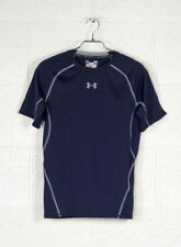 Under Armour UA HG SS T-shirt con maniche corte Uomo Midnight Navy LG