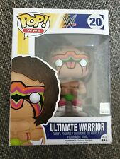 Funko Pop WWE Ultimate Warrior