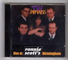 (GZ797) The Poptarts, Live At Ronnie Scott's - 1998 CD