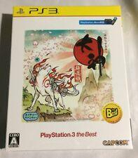 Nuevo PS3 Okami zekkeiban HD Remasterización