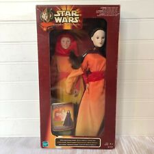 Star Wars Episode 1 Hidden Majesty Queen Amidala Collection Doll Hasbro 1998
