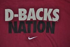 T-SHIRT XL XLARGE ARIZONA DIAMONDBACKS BASEBALL D-BACK NATION NIKE SHIRT