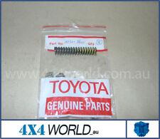 For Toyota Landcruiser HJ75 Series Engine - Spring Oil Pump Relief Valve 2H