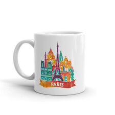 PARIS Skyline di alta qualità 10oz Tazza Da Caffè Tè #7883
