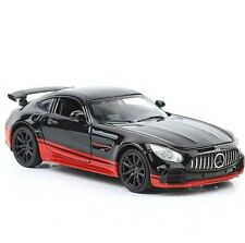 1:32 Die Cast Metal Model Mercedes Benz AMG GT R Transformers 5 Collection Toy