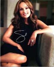 Giada De Laurentiis autographed signed 8x10 Photo Picture pic + COA