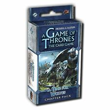 A GAME OF THRONES CARD GAME CHAPTER PACK A Time for Wolves