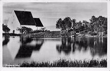AK Trondenes kirke Norge Norwegen 1941 Echt Foto