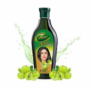 Dabur Indian Gooseberry Amla Hair Oil For Faster Growth -275ML - Free Shipping