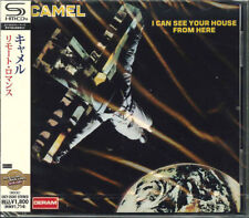 CAMEL-I CAN SEE YOUR HOUSE FROM HERE-JAPAN SHM-CD D50