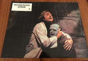 YOUNG FRANKENSTEIN SET 8 ORIGINAL FRENCH LOBBY CARDS 1975 WITH ORIGINAL ENVELOPE