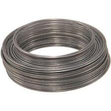 100 Pk Hillman 19 Ga X 50' Galvanized Steel General-Purpose Wire 123133