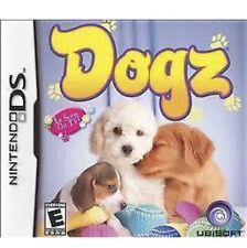DOGZ Nintendo DS/3DS Kids Girl Game Dogs 1