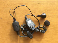 New Earphone, Microphone & Clip for Vintage 90s Motorola D520 Mobile Phones