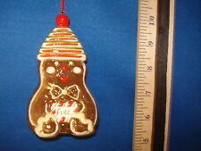 Gingerbread Man Ornament Cookie Jar 74396 146