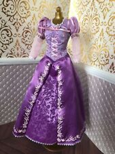 Rapunzel Tangled Purple Original Dress Disney Classic Princess Doll Barbie