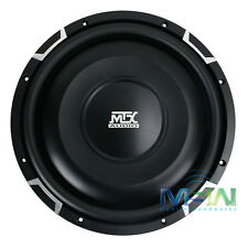 "*NEW* MTX FPR10-02 10"" FLAT PISTON ROUND Series CAR SUB SUBWOOFER 2-OHM FPR1002"