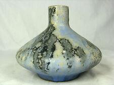 """70´s design otto CERAMICA """"UFO"""" forma Pottery Vaso in a rare Glaze variation"""
