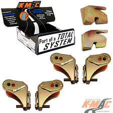 K-MAC Ford Falcon AU, BA, BF ('98-'10) Budget Shim kit (Full set - 4) 181516 E