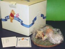 Disney Pooh & Friends What I Like Best is just being with you Figurine NIB