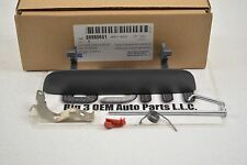 2002-2009 Chevrolet Trailblazer Liftgate Outside PTM Handle Kit new OEM 88980651