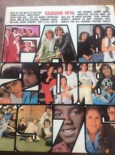 FAB208 1976 Pop Music Childrens Annual Donny Osmond David Essex Rod Stewart