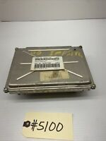 2000 IMPALA ECM ENGINE CONTROL MODULE COMPUTER PCM ECU POWER UNIT BRAIN BOX