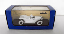 TINTIN SNOWY car Atlas Diecast Mercedes Torpedo Sovjets #50 MINT in box FRANCE