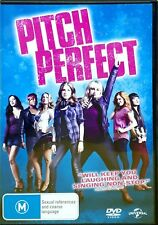 Pitch Perfect DVD comedy laughs songs singing excellent used condition