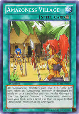 Yugioh! Amazoness Village - LCJW-EN104 - Common - 1st Edition Near Mint, English