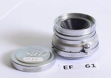 Leica Lens Ernst Leitz GmbH Wetzlar Summaron 35mm f/3,5 screw mount, perfectly