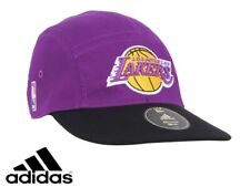 Adidas Sport LA Lakers Basketball Hat Adjustable Cap