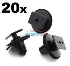 20x davanzale stampaggio clip, lato Gon na & coperchio del bilanciere Clip per NISSAN 370Z e JUKE
